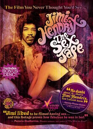 Jimi Hendrix sex video