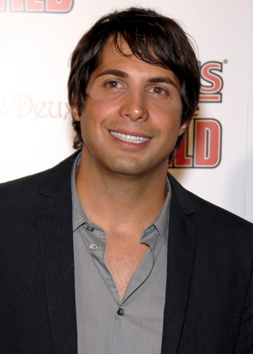Joe Francis of Girls Gone Wild