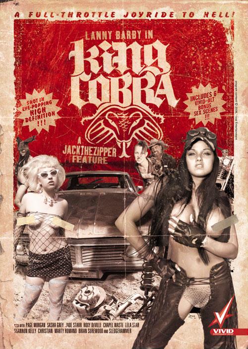 Lanny Barbie in King Cobra