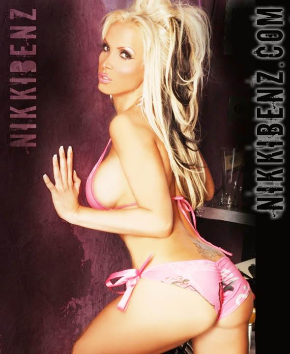 Porn Star Nikki Benz